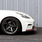 Carbon Fiber Front Wind Splitter 2015 370Z Nismo Bumper