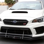 2018-Up WRX/STI Front Splitter with Factory Lip