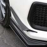 2018-Up WRX/STI Front Bumper Canards
