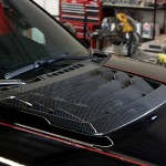 2017-Up Ford F-150 Raptor Carbon Fiber Hood Vent