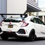"67"" GT-250 Honda Civic Type R Rear Wing"