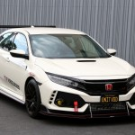 2016-Up Honda Civic Type R with GT-250 and Splitter