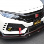 Front Wind Splitter with Rods