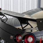"""GTC-500 71"""" GTR Spec Rear Wing"""