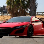 """Acura NSX with 71"""" GTC-500 and Front Wing Splitter"""