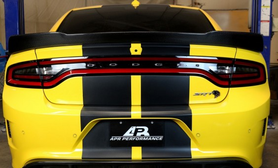 2015-Up Charger Rear Spoiler